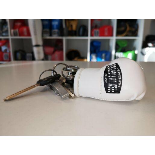 Premium Fighter - Kulcstartó (Fehér/fekete)