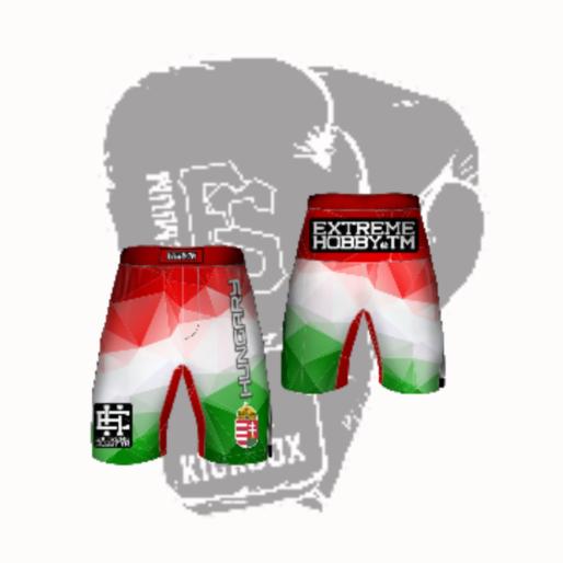 Extreme Hobby - MMA Short Hungary (Limitált)