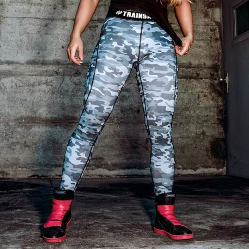 Trainsane Military Legging