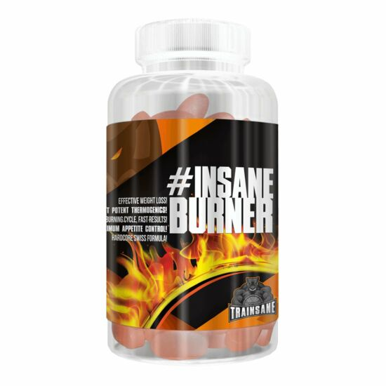Trainsane Insane Burner