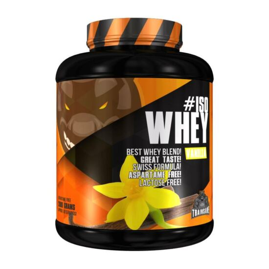 Trainsane Iso Whey